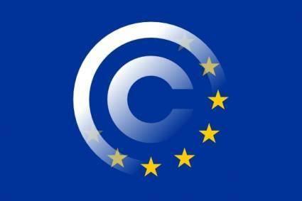 European Copyright clip art