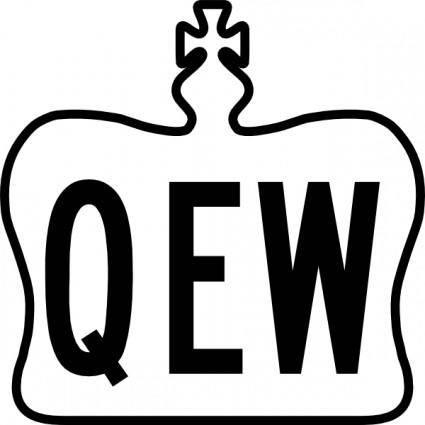 Ontario Qew clip art