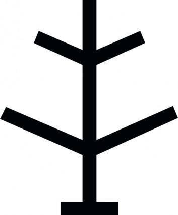 free vector Nchart Symbol Int Withy Port clip art