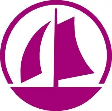 free vector Nautical Marina Symbol clip art