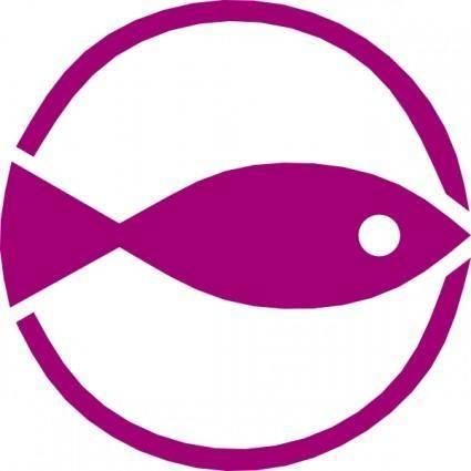 free vector Nautical Maritime Fishing Symbol clip art