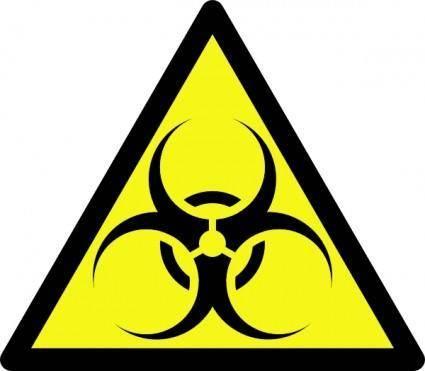 Biohazard clip art