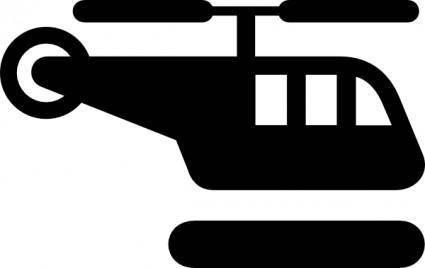 Heliport clip art