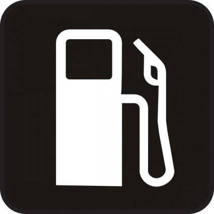 free vector Gas Pump clip art