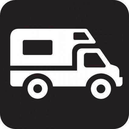 Truck Car clip art