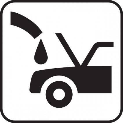 Car Oil And Maintainance clip art