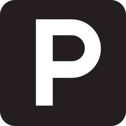 free vector Parking Or Garage clip art