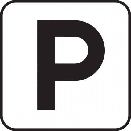 free vector Parking Or Garage clip art
