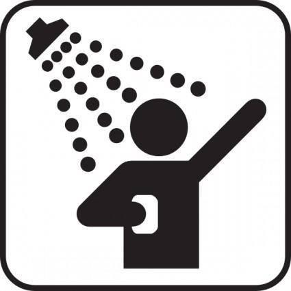 Showers clip art