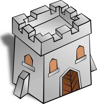 Tower Square clip art