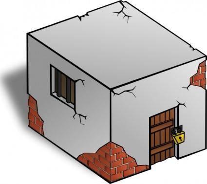Jailhouse clip art