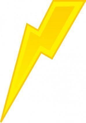 Spite Lightning clip art