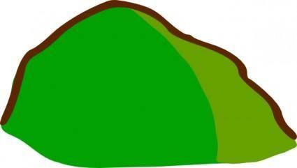 Rpg Map Symbols Hill clip art 110404