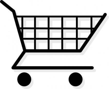 free vector Shopping Cart clip art