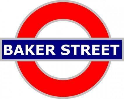 Mike Mcgrath London Tube Sign clip art