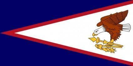 American Samoa clip art