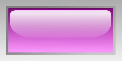 Led Rectangular H (purple) clip art