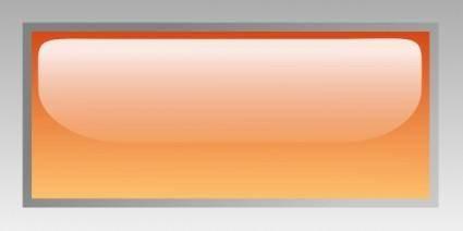 free vector Led Rectangular H (orange) clip art