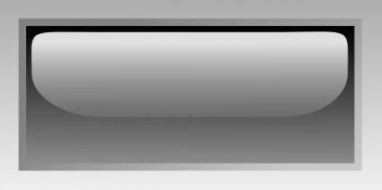 free vector Led Rectangular H (black) clip art