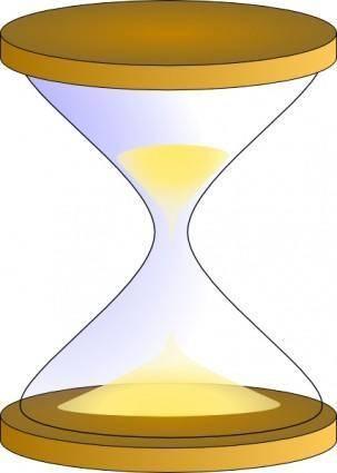 Sandglass clip art