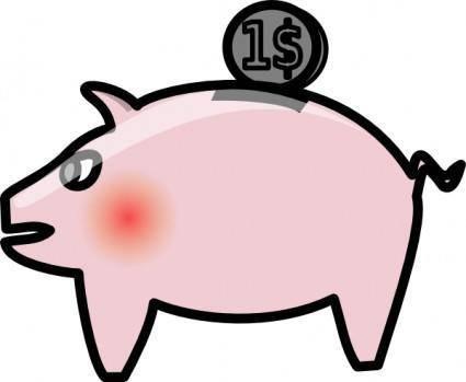 Piggybank clip art