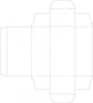 Mpcad Box 40x30x80 clip art