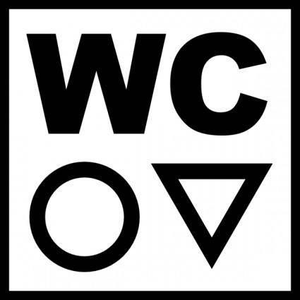 Water Closet Wc Symbol clip art
