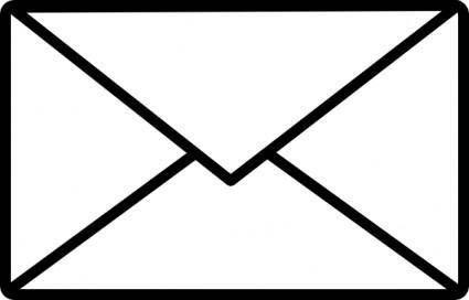 free vector Envelope clip art