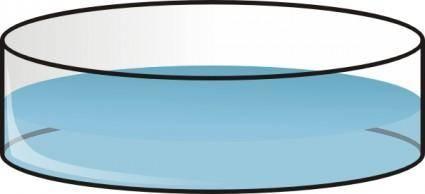free vector Petri Dish clip art