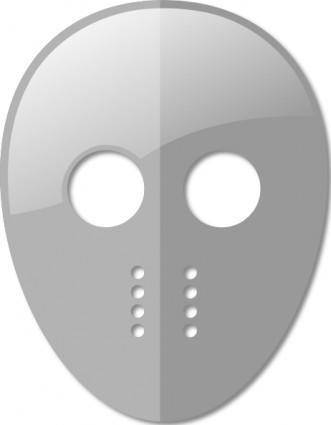 free vector Hockey Mask clip art