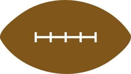 free vector American Football clip art