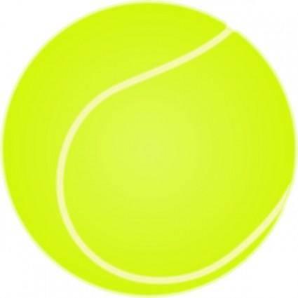 Pelota De Tenis clip art