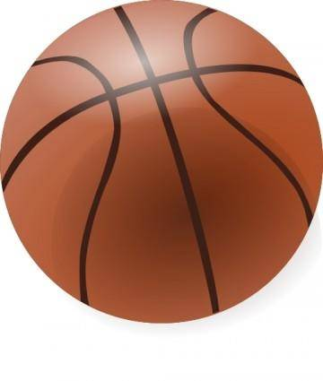 free vector Basketball clip art