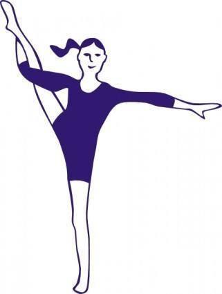 Aerobics clip art