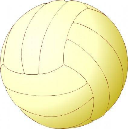 free vector Volley-ball clip art
