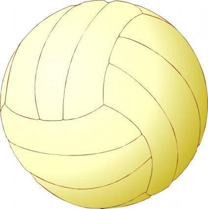 Volley-ball clip art