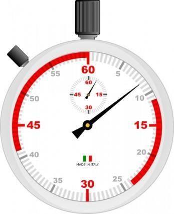 free vector Cronometro clip art