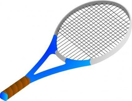 Tennis_racket clip art