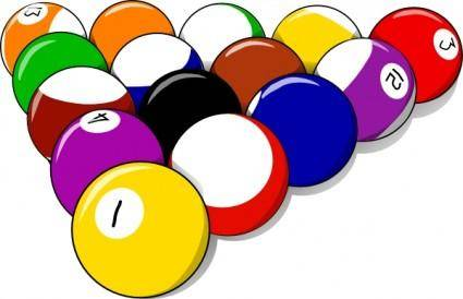 free vector 8 Ball Form clip art