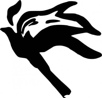free vector Torch clip art