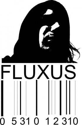 Ausis Fluxus Logo clip art
