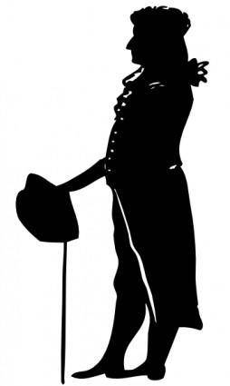 Shadow Of Schiller clip art