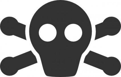 free vector Pirate Symbol clip art