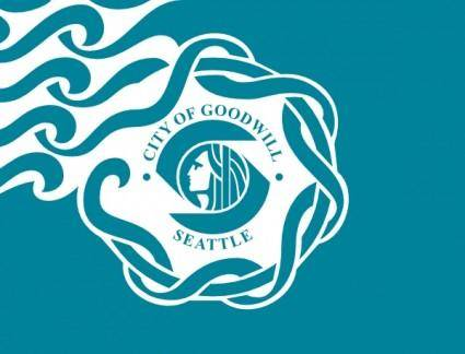Flag Of Seattle clip art