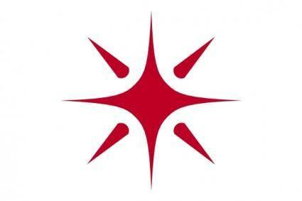free vector Flag Of Yonago Tottori clip art