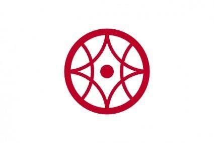 Flag Of Yokkaichi Mie clip art