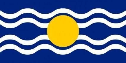 Flag Of West Indies clip art