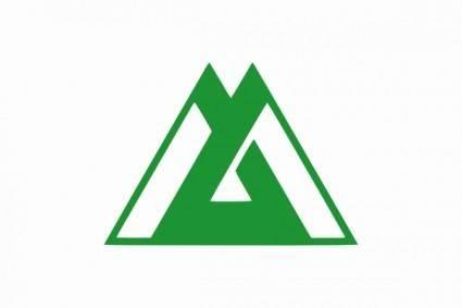 Flag Of Toyama clip art