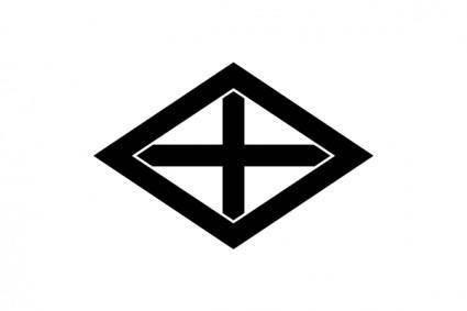 Flag Of Totsukawa Nara clip art
