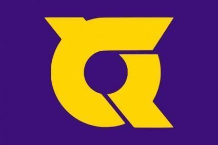 Flag Of Tokushima clip art